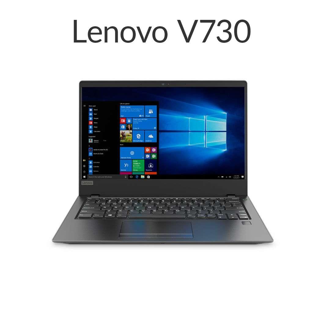 直販 ノートパソコン:Lenovo V730 Core i3搭載(13.3型 FHD/8GBメモリー/128GB SSD/Windows10/Officeなし/シャークグレー)【送料無料】