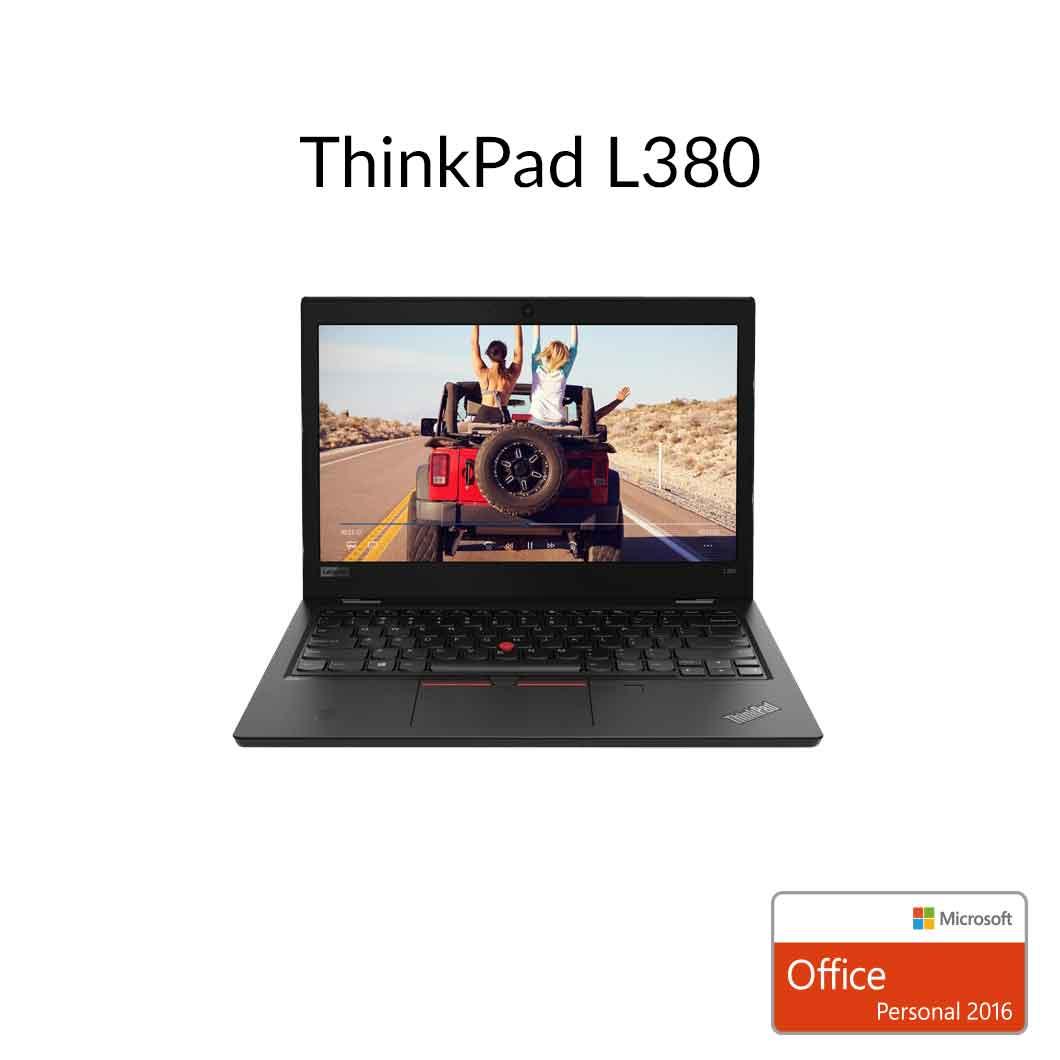 直販 ノートパソコン Officeあり:Lenovo ThinkPad L380 Corei3プロセッサー搭載モデル(13.3型 FHD/8GBメモリー/128GB SSD/Microsoft Office Personal 2016)【送料無料】