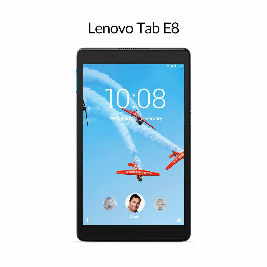 【エントリーでP10倍!4月16日01:59まで】【WiFiモデル】Lenovo Tab E8(Android)【レノボ直販タブレット】【受注生産モデル】【送料無料】 ZA3W0038JP