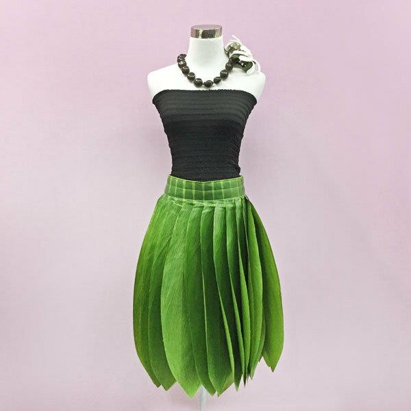 ハワイアン フラ衣装 ティーリーフ スカート フラダンス ハワイ フラ ダンス