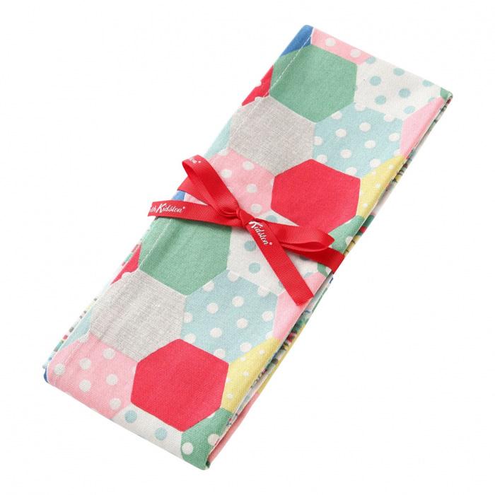 Cath Kidston Tea Towels Patchwork Spots