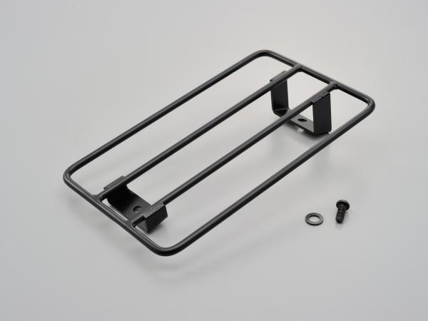 デイトナ フラットキャリアREBEL250/500('17) ブラック 最大積載量:5kg。/縦300×横181(mm) 96613