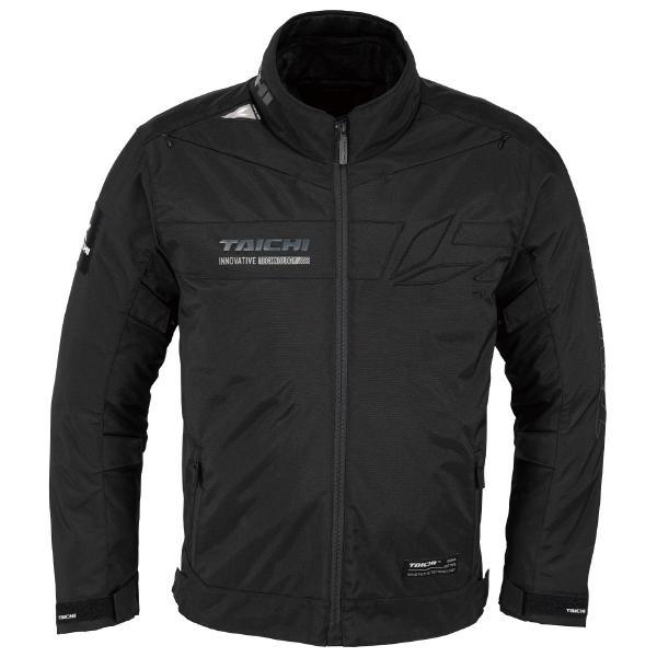 お買物マラソン9月24日AM1時59分まで エントリー後購入でポイント最大10倍 RSタイチ レーサー オールシーズン RSJ725 BLACK 祝日 出荷 ジャケット ALL XL
