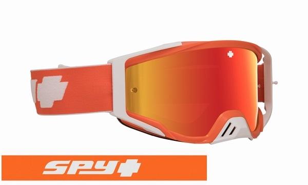 2020 SPY スパイ Foundation Plus ファウンデーション ファンデーション プラス モトクロスゴーグル MXゴーグル 10pcティアオフ付属 Wred クリアレンズ ミラーレンズ Classic Spectra-clear 毎週更新 Afp 低価格 Orange-smoke Hd