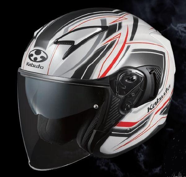 ヘルメット バイク OGK KABUTO オージーケーカブト EXCEED エクシード XL クロー CLAW パールホワイト 開店祝い クロウ 限定Special Price