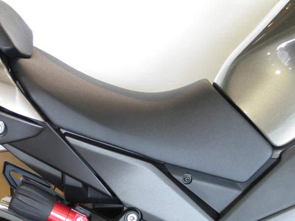 K's-Style (ケーズスタイル ケイズスタイル) ローシート -20mm 低反発素材 カワサキ Ninja1000 (ニンジャ1000) 2017- KS-KN1000-008-20 (返品 交換不可商品) (送料が別途1000円掛かります)