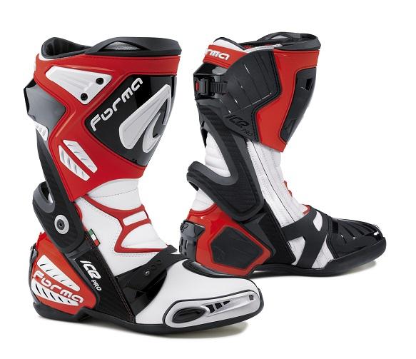 4月28日AM1時59分まで!お買物マラソン!ポイント5倍!ダブルエントリーで最大15倍!! FORMA (フォーマ) ICE PRO RED 45(28.0cm) ブーツ