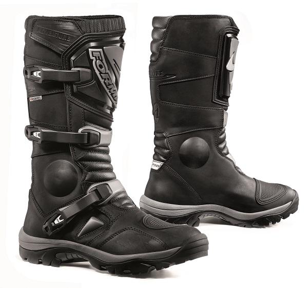 スーパーセール!3月4日PM20時-11日AM1時59分まで!エントリーと購入で最大ポイント10倍!! FORMA (フォーマ) ADVENTURE BLACK 40(25.5cm) ブーツ