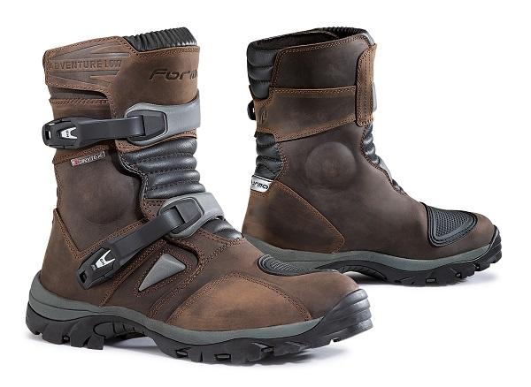 FORMA (フォーマ) ADVENTURE LOW BROWN 42(26.5cm) ブーツ