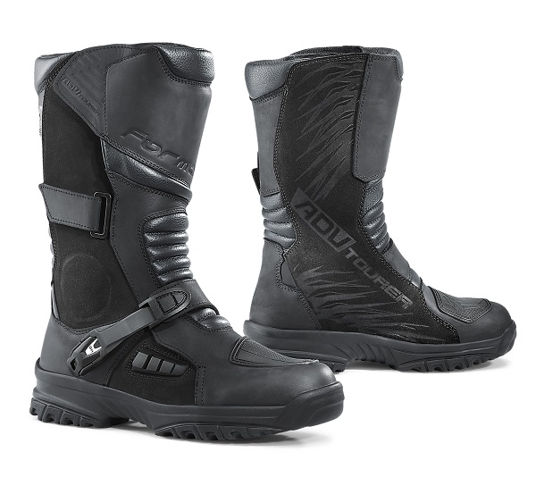 4月28日AM1時59分まで!お買物マラソン!ポイント5倍!ダブルエントリーで最大15倍!! FORMA (フォーマ) ADVENTURE TOURER BLACK 40(25.5cm) ブーツ