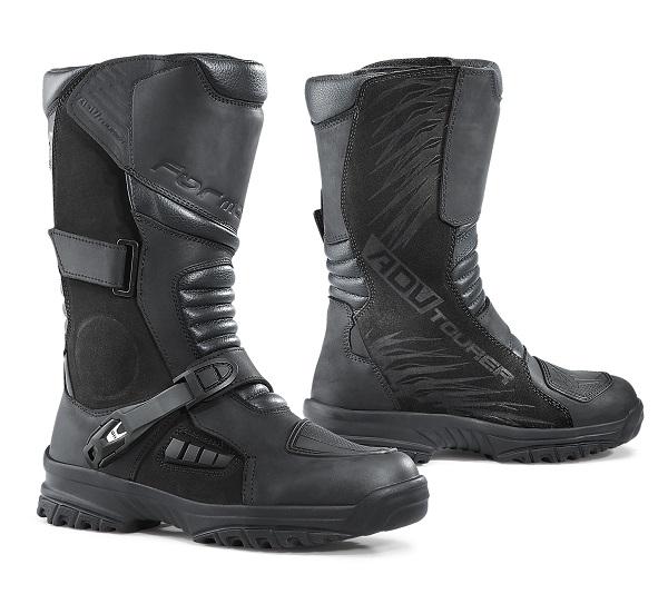 4月28日AM1時59分まで!お買物マラソン!ポイント5倍!ダブルエントリーで最大15倍!! FORMA (フォーマ) ADVENTURE TOURER BLACK 45(28.0cm) ブーツ