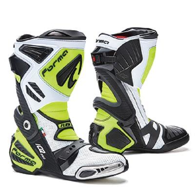 FORMA フォーマ ICE 春の新作続々 PRO FLOW WHITE YELLOW 26.0cm 買物 BLACK 41 ブーツ FLUO