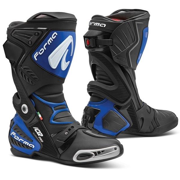 4月28日AM1時59分まで!お買物マラソン!ポイント5倍!ダブルエントリーで最大15倍!! FORMA (フォーマ) ICE PRO BLACK BLUE 39(25.0cm) ブーツ