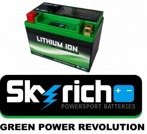 SKYRICH (スカイリッチ) リチウムイオンバッテリー HJTZ10S-FP