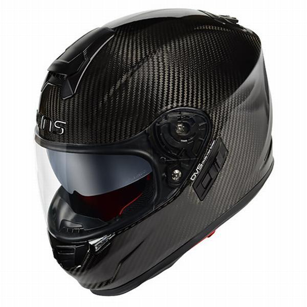 WINS (ウインズ) A-Force RS (A Force RS AフォースRS A フォースRS) カーボン ヘルメット シルバーインナーバイザー装備 FOGWINシート申請ハガキ付 (予約商品 次回入荷予定未定) (Mサイズ一点当社在庫あり)