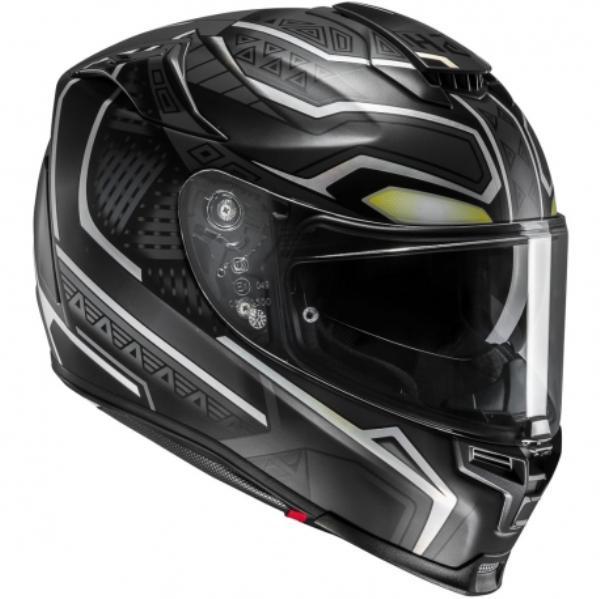 スーパーセール 3月11日までエントリーと買い回り購入でポイント最大10倍 HJC ヘルメット MARVEL 有名な RPHA 70 MC5SF BLACK M HJH140 ブラックパンサー PANTHER 国内送料無料