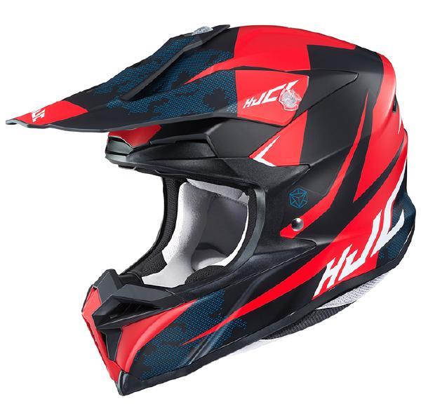 HJC i50 Tona (トナ) ヘルメット レッド マットカラー (HJH178) (正規品 SG規格)
