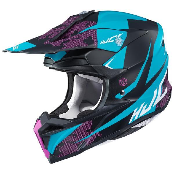 HJC ヘルメット i50 トナ HJH178 BLUE(MC2SF) XL