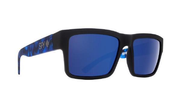 4月28日AM1時59分まで!お買物マラソン!ポイント5倍!ダブルエントリーで最大15倍!! (サングラス) SPY MONTANA AF SOFT MATTE BLACK NAVY TORT - HAPPY GRAY GREEN w/ DARK BLUE SPECTRA