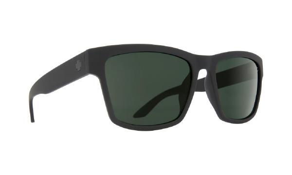 4月28日AM1時59分まで!お買物マラソン!ポイント5倍!ダブルエントリーで最大15倍!! (サングラス) SPY HAIGHT 2 SOFT MATTE BLACK - HAPPY GRAY GREEN
