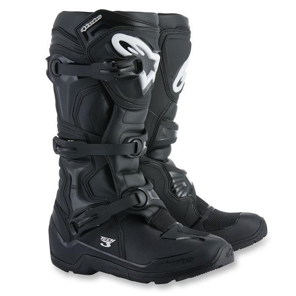 Alpinestars アルパインスターズ オフロード TECH3 ED AT 特価品コーナー☆ BLACK 8 10 予約商品 2021年9月下旬以降発売予定 26.5cm ランキング総合1位 2013118-10-8