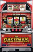 ミスターキャッシュマン|コイン不要機つき中古スロット実機|パチスロ 実機【中古】
