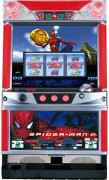 スパイダーマン2|コイン不要機つき中古スロット実機|パチスロ 実機【中古】【MARVELCorner】|