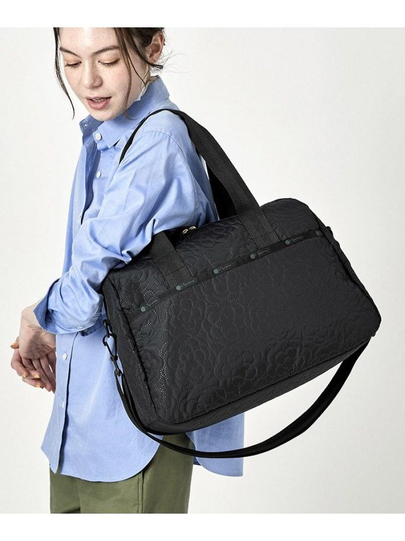 LeSportsac ユニセックス バッグ レスポートサック U 公式 ボストンバッグ ブラック 人気 おすすめ K589 3356 送料無料 Fashion 価格 Rakuten