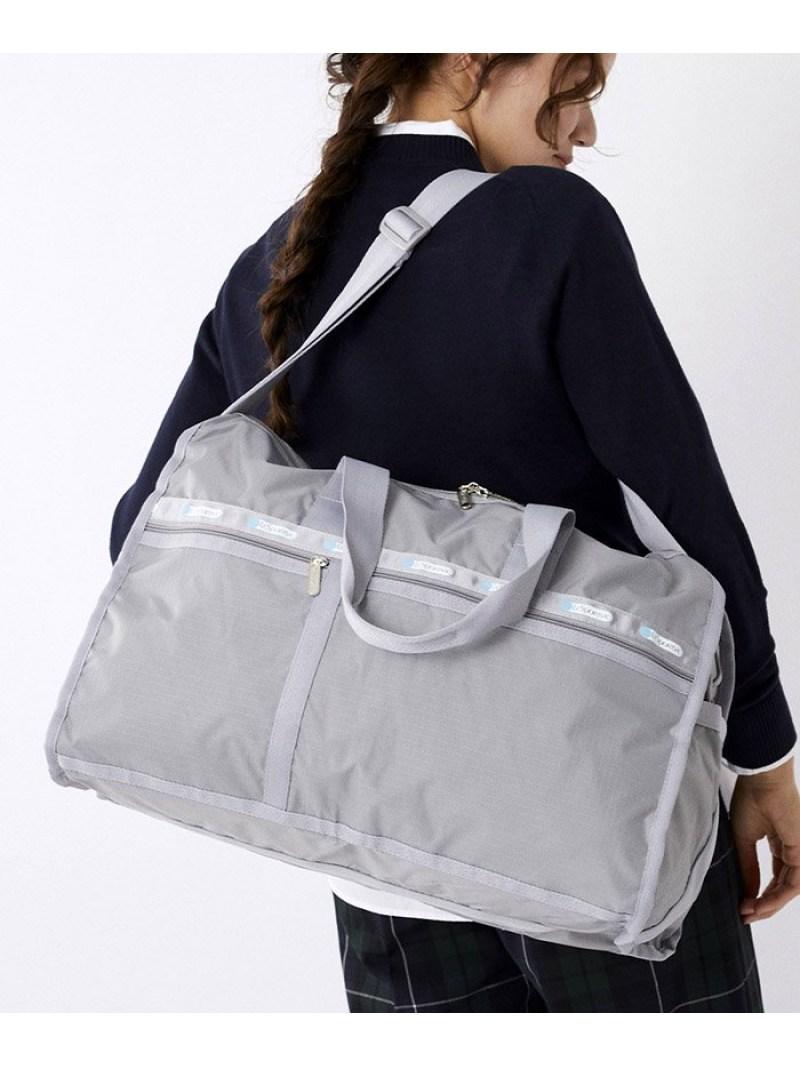 LeSportsac 販売 ユニセックス バッグ レスポートサック Rakuten Fashion 3550F883 U 送料無料 ストアー ボストンバッグ グレー