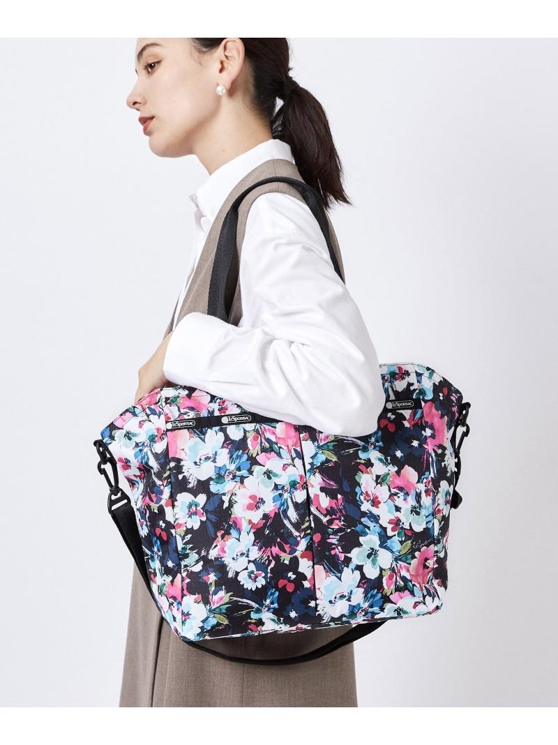 永遠の定番モデル LeSportsac ユニセックス ついに再販開始 バッグ レスポートサック U トートバッグ Rakuten ブラック 送料無料 Fashion 3802E457