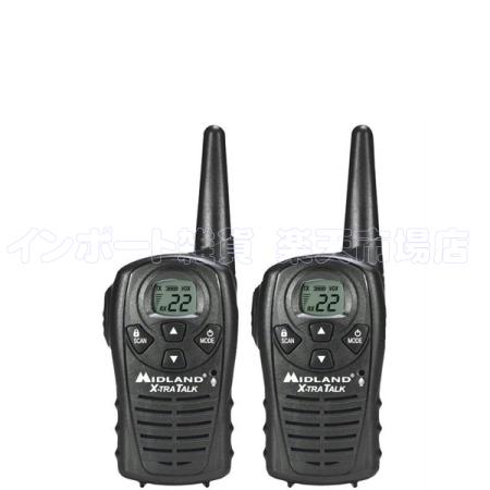 MIDLAND ミッドランド LXT118 2台 トランシーバー 無線機