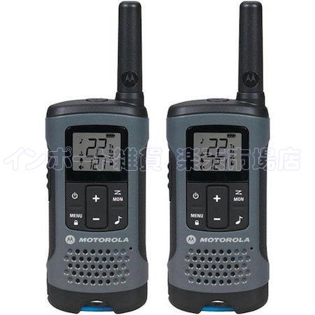 MOTOROLA モトローラ Talkabout T200 2台 トランシーバー 無線機