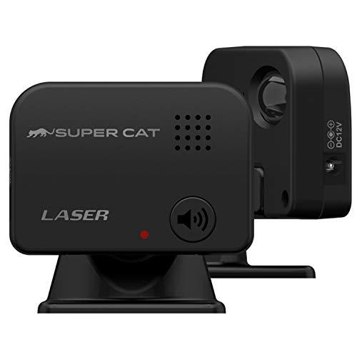 ユピテル 特別セール品 レーザー探知機 SUPER CAT 長距離広範囲探知エスフェリックレンズ搭載 誤警報低減機能 LS10 高価値 ユピテル製レーダー探知機