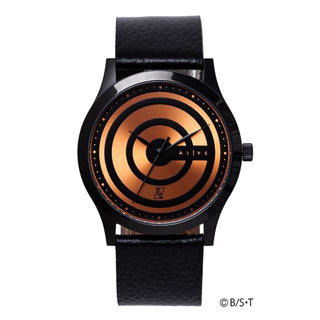(アライブアスレティックス) ALIVE THE CLASSICS×DRAGON BALL CAPSULE CORPORATION (WATCH)(COLOR:ORANGE) ウオッチ 時計 国内正規品