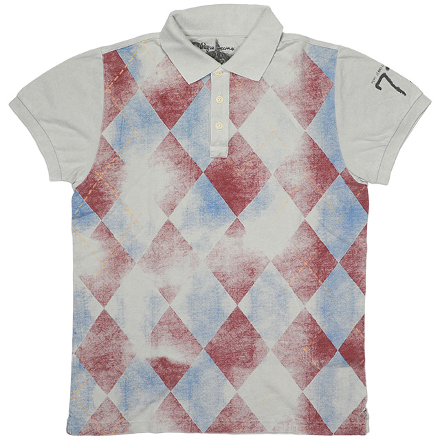 (ペペジーンズロンドン) PEPE JEANS LONDON FRANCES (SS:POLO)(PM540326-922) ポロシャツ 半袖 国内正規品