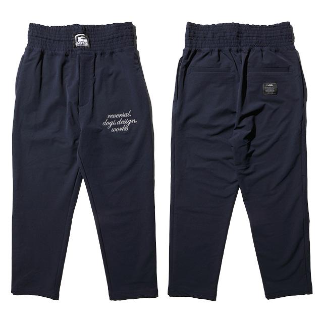(リバーサル) REVERSAL rvddw BAGGY PANTS (LS:PANTS)(rv18ss041-NV) ボトムス ロングパンツ バギーパンツ 国内正規品
