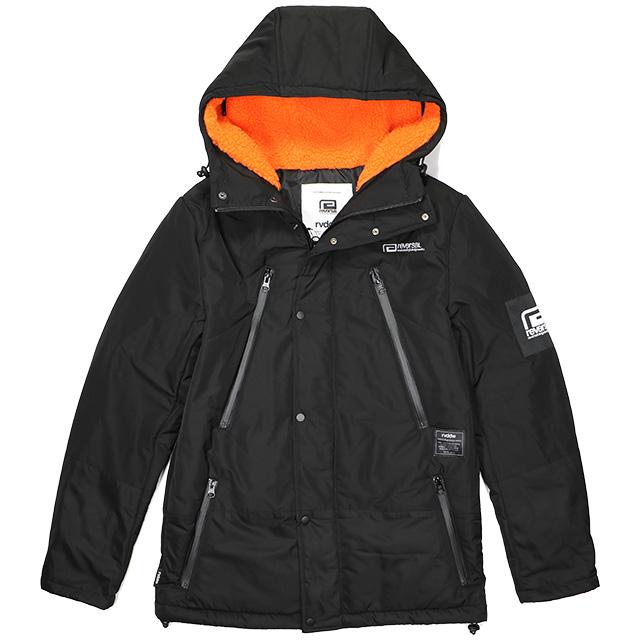 (リバーサル) REVERSAL PADDED MOUNTAIN JACKET (JACKET)(rv18aw002-BK) ジャケット マウンテンジャケット ナイロン 国内正規品