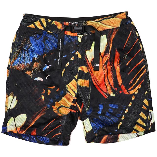 (リバーサル) REVERSAL BUTTERFLY MESH PANTS (SS:PANTS)(rv19ss035-BF) ボトムス ショートパンツ メッシュショーツ 国内正規品