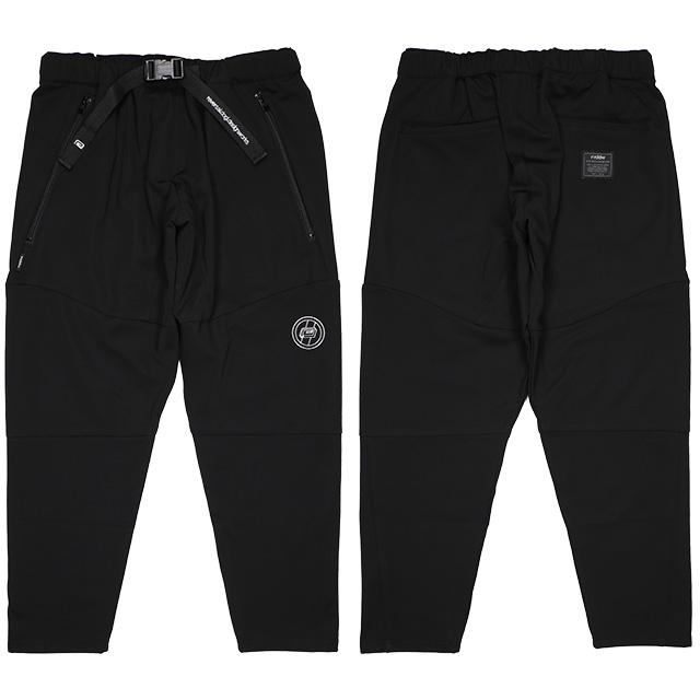 (リバーサル) REVERSAL BSS BAGGY JOGGER PANTS (LS:PANTS)(rv19aw020-BK) ボトムス ロングパンツ ジョガー バギー 国内正規品