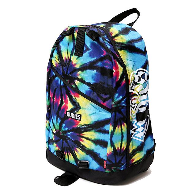 (ルーディーズ) RUDIE'S SPARK BACK PACK (BAG)(84726-TY) バッグ 鞄 リュック デイパック 国内正規品