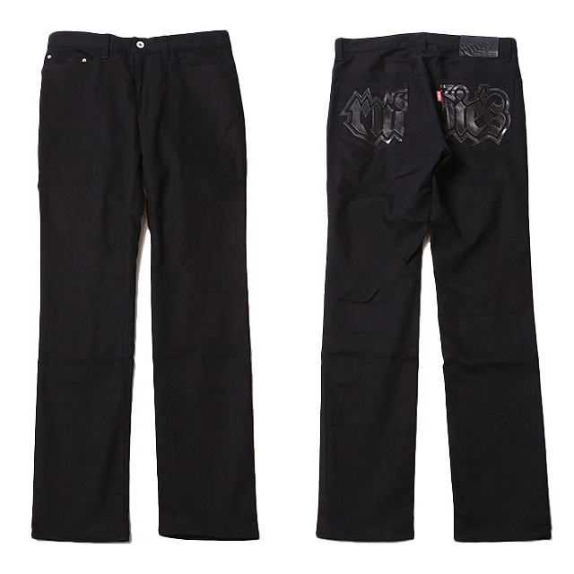 (ルーディーズ) RUDIE'S SPARK STRETCH PANTS (LS:PANTS)(84781-BK) ボトムス ロングパンツ 国内正規品