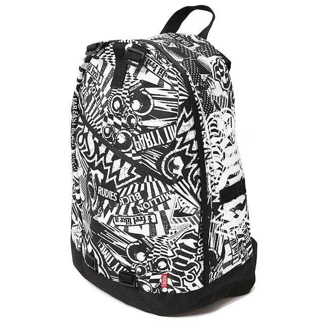 (ルーディーズ) RUDIE'S SPARK BACK PACK (BAG)(84811-KS) バッグ 鞄 リュック デイパック 国内正規品