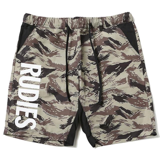 (ルーディーズ) RUDIE'S PHAT SHORTS (SS:PANTS)(85207-CA) ボトムス ショートパンツ 国内正規品