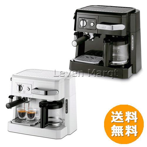 【送料無料】デロンギ DeLonghi コンビ コーヒーメーカー BCO410J(選べる2色)【エスプレッソ/コーヒーメーカー】