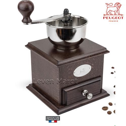 【送料無料】プジョー PEUGEOT コーヒーミル 茶木カップ ブラジル BRESIL【コーヒーミル/手挽き】