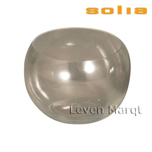 ソリア solia スフェア クリア 60ml 200個入り (選べる2色)【ケータリング/プラスチック容器/使い捨て食器】