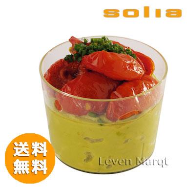 ソリア solia ボデガ グラス 180ml 200個入り【ケータリング/プラスチック容器/使い捨て食器】