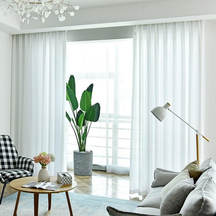 Leyカーテン オーダーカーテン 遮像レースカーテン レースカーテン 2倍ヒダ  #サイズ幅151~200cmまで×丈50~260cmまで #色:写真通り プライベート高い 外から見えない、リビング、客室、寝室に合うタイプ
