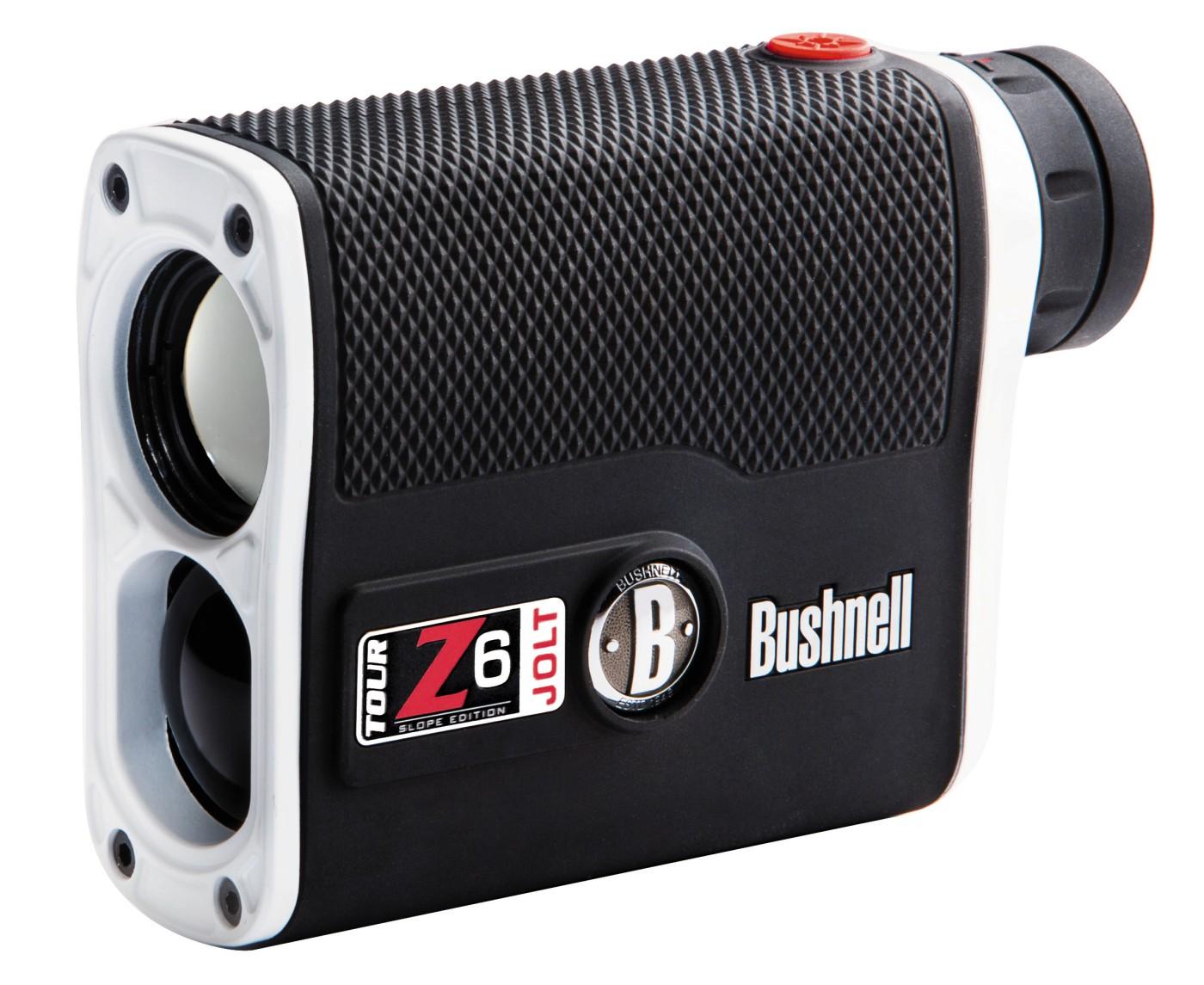【送料無料】ピンシーカースロープツアーZ6ジョルト ブッシュネル『日本正規品』 ゴルフ用携帯レーザー距離計 ピンシーカー スロープツアー Z6 ジョルト 距離測定器 Bushnell z6 jolt