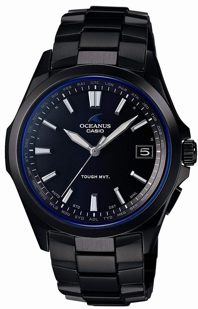 【送料無料】新品 正規品 カシオ CASIO 腕時計 OCEANUS オシアナス 電波ソーラー OCW-S100B-1AJF